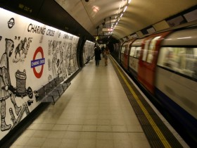 Английская подземка