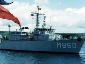 минный корабль