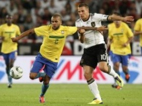 Германия - Бразилия