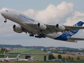 МАКС-2011,Airbus А380