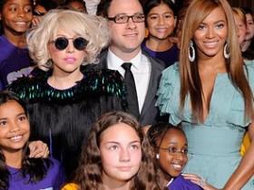 Леди Гага,Бейонсе