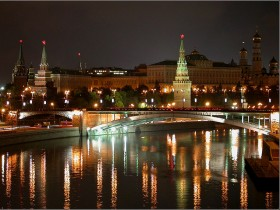 город Москва