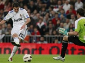 Расинг Сантандер - Реал Мадрид