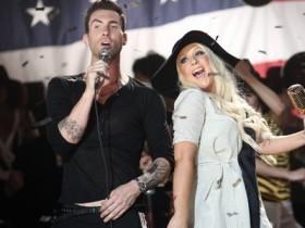Кристина Агилера,Maroon 5