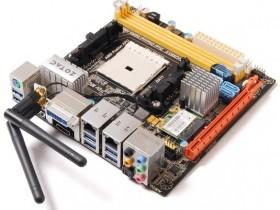 ZOTAC A75-ITX Wi-fi: mini-ITX