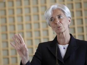 Кристин Лагард,МВФ