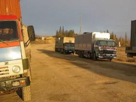 грузовой автомобиль