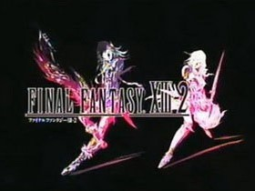 Final Fantasy XIII-II