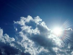 облака, погода, небо