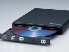 DVD-привод от Buffalo