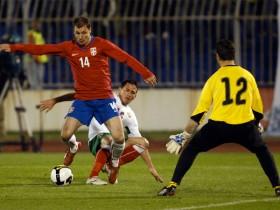 Сербия-Болгария