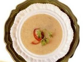 Суп сырный с сельдереем