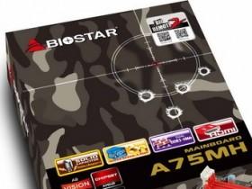 Biostar A75MH: системные платы