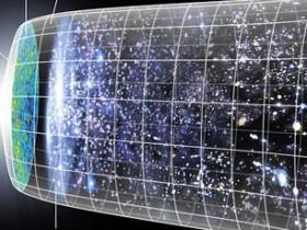 здание вещества в начальной Вселенной