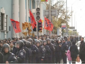 парад УПА