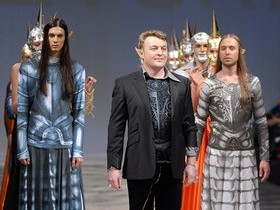 Ukrainian Fashion Week,Залевский