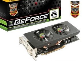GeForce GTX 570 UltraCharged