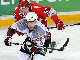 Динамо Алма-ата - Северсталь