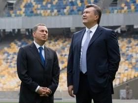 Колесников,Янукович