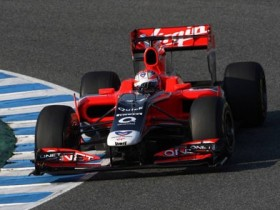 Маруся Virgin Racing