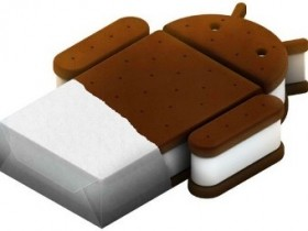 Андроид Ice Cream Sandwich