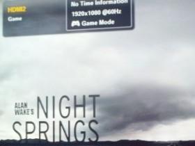 Al Wakes Night Springs