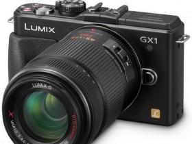 Sony Lumix DMC-GX1,камера