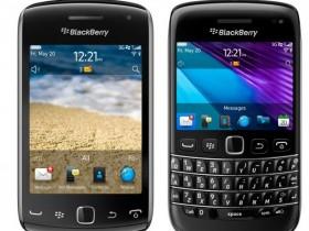 BlackBerry Bold 9790 ,Curve 9380