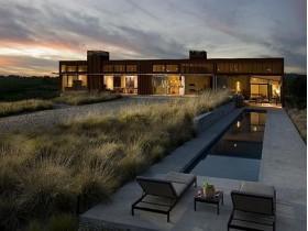 дом на солнечных аккумуляторах