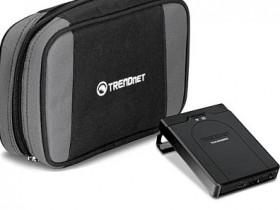 TRENDnet TEW-656BRG,Мобильный Wifi компьютер 150 Mbit/с с 3G и 4G