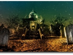 Max Payne 3,Cemetery