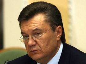 Янукович выполняет свежее отделение в СБУ