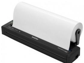 Brother PocketJet 600,сканер