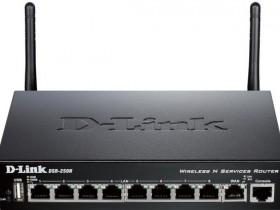 D-Link DSR-250N: компьютер Wifi