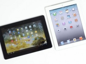ASUS Eee Pad Transformer Prime,iPad 2