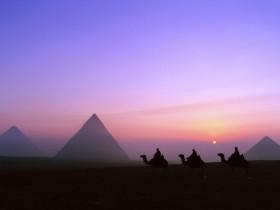 египетская пустыня