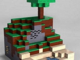 Minecraft,LEGO