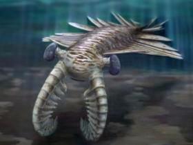 древнейший океанской хищный зверь