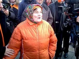 Бабушка Параска