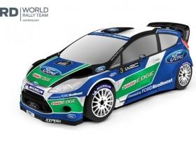 Форд Фиеста RS WRC