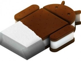Андроид 4.0 Ice Cream Sandwich