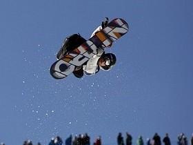 Рокко ван Стратен,сноуборд