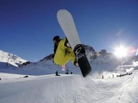 спорт сноуборд
