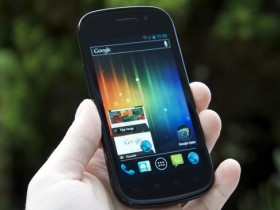 «Самсунг» Nexus С
