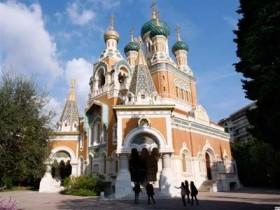 Николаевский храм Ниццы