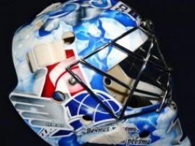 шлем хокеиста