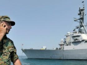 Военнослужащие корабли