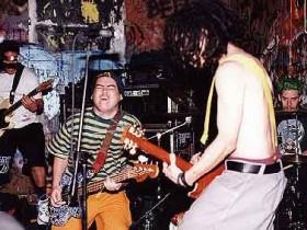 Панк-группа NOFX