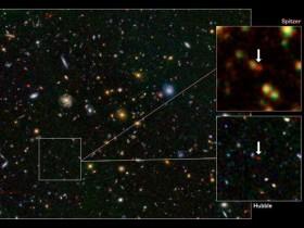 наиболее древнейшая вселенная GN-108036