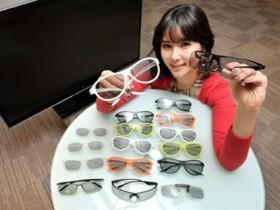 3D-очки для телеприемников